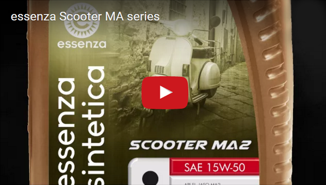 essenza Scooter MA series
