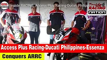 Inside RACING: Access Plus Racing-Ducati Philippines