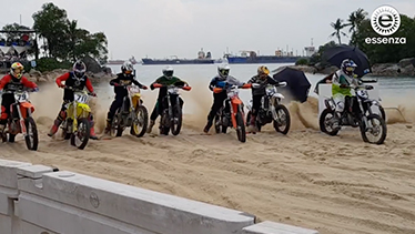 Singapore Motocross Beach Race 2018 (Round 1)